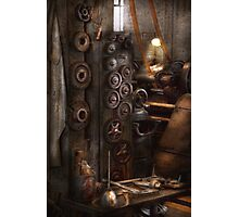 Machinist - You got some good gear there Photographic Print