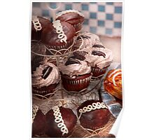 Sweet - Cupcake - Cupcake mountain Poster