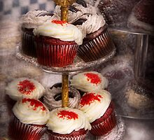 Sweet - Cupcake - How much is that cake in the window by Mike  Savad
