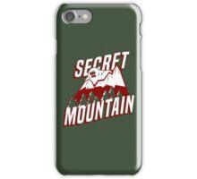 Secret Mountain iPhone Case/Skin