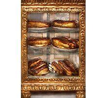 Sweet - Eclair - Chocolate Eclairs Photographic Print