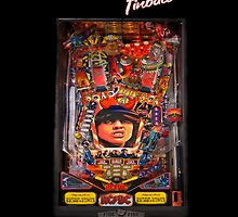Pinball Ac/Dc by Alternative Art Steve