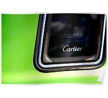 Cartier Marque Poster