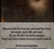 Good Advice by Rick Wollschleger