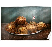 Sweet - Scone - Scones anyone Poster