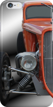 1933 Ford Roadster iPhone Case by Betty Northcutt