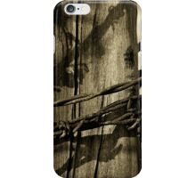 Don't Fence Me In 2 iPhone Case iPhone Case/Skin