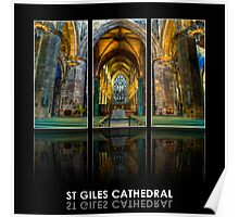 St Giles Cathedral Poster