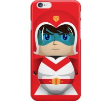 Keith The Black Lion Pilot. iPhone Case/Skin