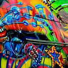 Details from a Carnival Ride by Loreto Bautista Jr.
