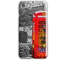 The Phone Booth iPhone Case/Skin