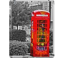 The Phone Booth iPad Case/Skin
