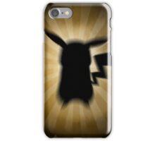 Pika light  iPhone Case/Skin