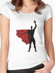 Le Modulor  v.1.1 Women's Fitted Scoop T-Shirt