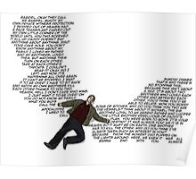 Gabriel the word smith  Poster