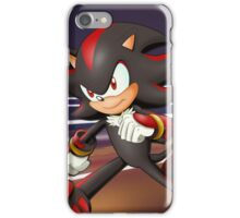 Sonic Boom: Shadow the Hedgehog iPhone Case/Skin