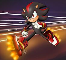 Sonic Boom: Shadow the Hedgehog by Havocgirl