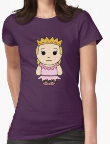 Katrina (The Spirit of the Shadows) - Black Box Films: BOXIES Womens Fitted T-Shirt
