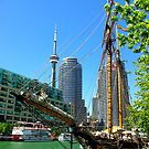 Harbourfront Toronto by Jeannie  Mazur