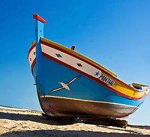 On the Beach by Steve Woods