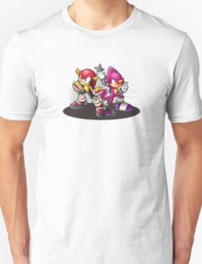Mighty and Espio Ready for Battle T-Shirt