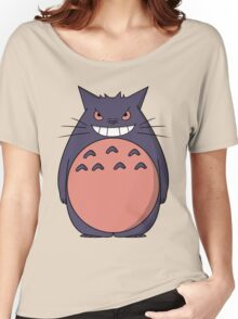 Toto Gengar Women's Relaxed Fit T-Shirt