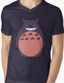 Toto Gengar Mens V-Neck T-Shirt