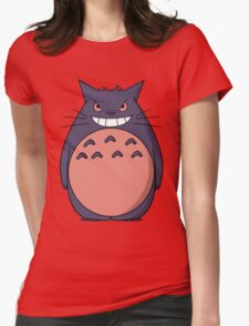 Toto Gengar Womens Fitted T-Shirt
