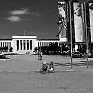The National Archaeological Museum by Clockworkmary