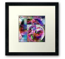 A Celebration Framed Print