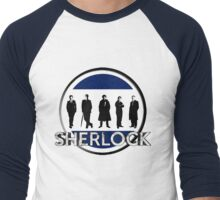 Sherlock cast Men's Baseball ¾ T-Shirt