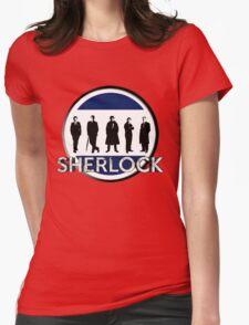 Sherlock cast Womens Fitted T-Shirt