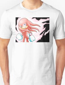 Hyper Knuckles the Echidna T-Shirt