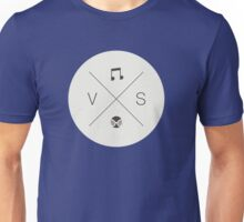 My Little Pony - Vinyl Scratch Hipster Logo Unisex T-Shirt