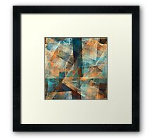 Urban Blight #1 (without treatment) Framed Print