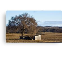 Berks County Landscape Canvas Print