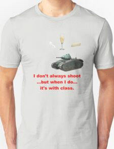 Pierre's shirt, World of tanks T-Shirt