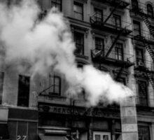 New York City - Lower Manhattan 006 Sticker