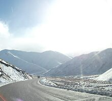 Snowcap mountains by shill93
