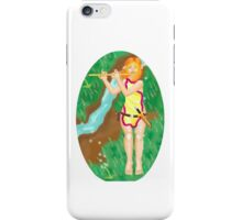 I play for the wind iPhone Case/Skin