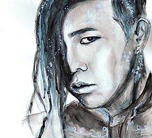 G-Dragon - Alive by freyabigg