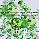 Irish Blessing by Greta  McLaughlin