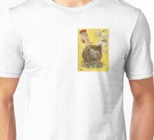 Hen Nesting Unisex T-Shirt