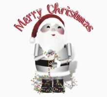 Merry Christmas from Robo-x9 Kids Tee