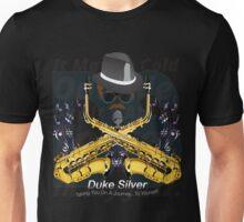 """The"" Duke Silver Unisex T-Shirt"