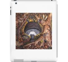 Toadstool Cement iPad Case/Skin