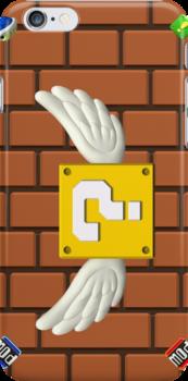 Yoshi Block by Ommik
