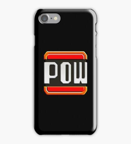 POW - Yoshi iPhone Case/Skin