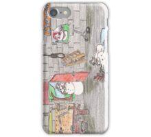 Snowman Suicide iPhone Case/Skin