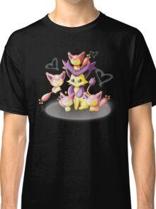 Pokemon: Mama Delcatty and her Baby Skitty Classic T-Shirt